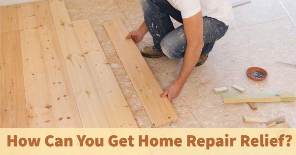 home repair relief